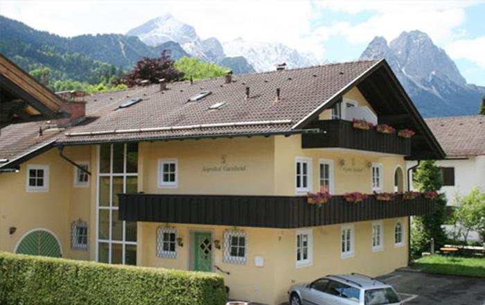 Alpenhof Garnihotel Alpenhof Garnihotel